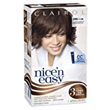 Clairol Nice 'n Easy 5RB 119B Natural Medium Reddish Brown 1 Kit(Pack of 3) by Clairol