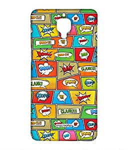Comic Popart - Sublime Case for OnePlus 3