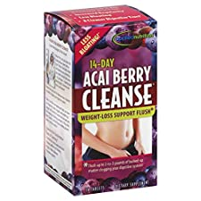 Applied Nutrition Acai Berry Cleanse, 14-Day, Tablets, 56 tablets