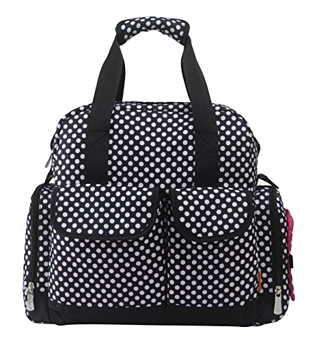 Large Essential Diaper Tote Bag / Backpack / Shoulder Bag 3 Carrying Ways - 1