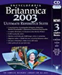 Encyclopedia Britannica 2003 Ultimate...