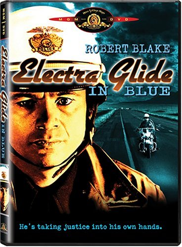 Cover art for  Electra Glide in Blue (1973)