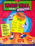 Making Your Word Wall More Interactive: Grades 1-3