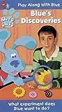 Blue's Clues - Blue's Discoveries [VHS]