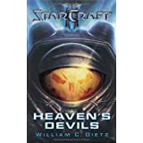 "StarCraft II: Heaven`s Devils (Roman zum Game)von ""William C. Dietz"""