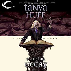 Scholar of Decay: Ravenloft: The Covenant, Book 5 | [Tanya Huff]