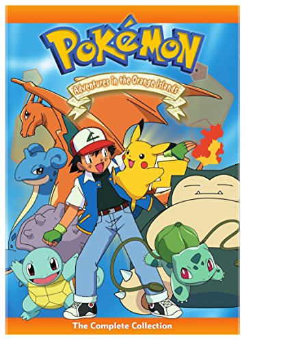 Pokemon: Adventures in the Orange Islands - The