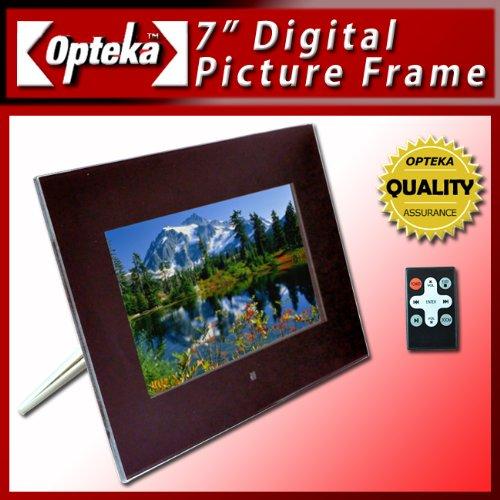 Opteka 7-Inch MultiMedia Digital Picture Frame