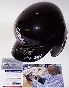 Frank Thomas Autographed Hand Signed Chicago White Sox Full Size Authentic Helmet -...