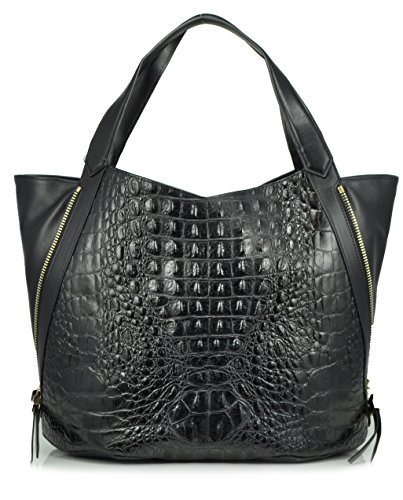 sondra-roberts-leather-collection-croco-nappa-shoulder-tote-black