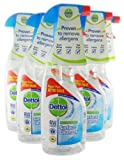 6x Dettol Anti-Bacterial Surface Cleanser Spray 750ml