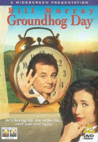 Image of Groundhog Day [DVD] [1993]