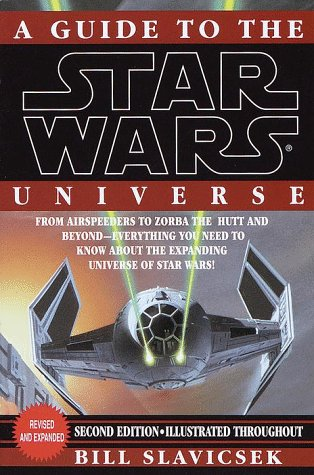 A Guide to the Star Wars Universe, BILL SLAVICSEK