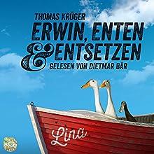Erwin, Enten & Entsetzen (Erwin Düsedieker 3) (       ungekürzt) von Thomas Krüger Gesprochen von: Dietmar Bär