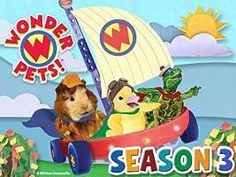 Wonder Pets - Season 3
