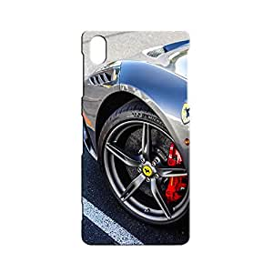 BLUEDIO Designer 3D Printed Back case cover for Sony Xperia Z5 - G2954