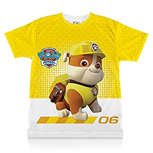 PAW Patrol: 06 Rubble Tee - Toddler - 3T
