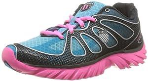 K-Swiss Blade-Light Run II, Chaussures de tennis femme - Bleu (Fiji Blue/Pink/Black), 37 EU (4 UK)