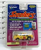 Playing Mantis Sizzlers Rechargeable Motorized Racers - Pennzoil Johnny Benson 521-00