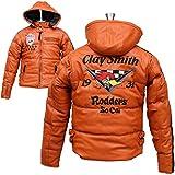 クレイスミス(CLAY SMITH) 防寒ジャケット EDDY オレンジ L CSY-6171