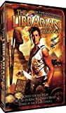 THE LIBRARIAN TRILOGY - 3 DVD Box Set: QUEST FOR THE SPEAR / RETURN TO KING SOLOMON'S MINES / THE CURSE OF THE JUDAS CHALICE [IMPORT]