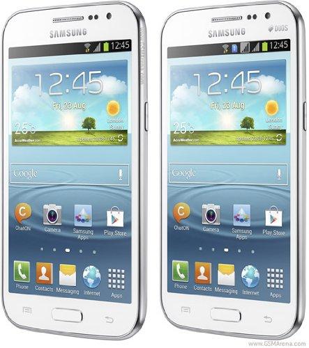Samsung I8552 Galaxy Win Duos Dual Sim Unlocked Smartphone - White