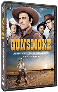 Gunsmoke: The Fourth Season, Vol. 1 by Paramount