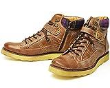 (タケゾー) TAKEZO ワークブーツ ブーツ ショートブーツ サイドジッパー ヴィンテージスタイル 靴 メンズ ランキングお取り寄せ