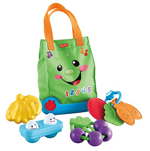 Fisher-Price Laugh & Learn Sing n'  Shopping Tote