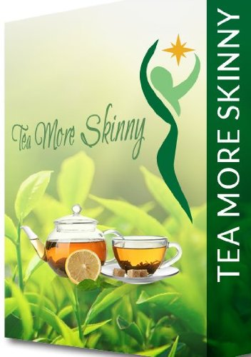Tea More Skinny-Belly Fat Slimming Tea - Detox/ Weight Loss Tea- Appetite Suppressant With Green Tea