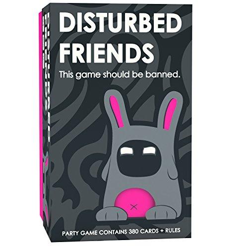 Buy Disturbed Friends Now!