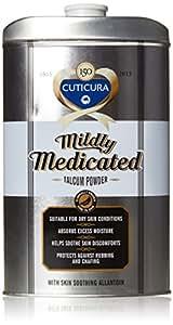 Cuticura Mildly Medicated Talc 250g