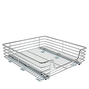 Lynk Professional Extra Deep Roll Out Drawer Cabinet Organizer