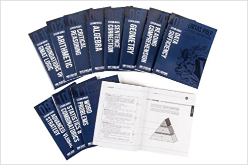 Veritas Prep Complete GMAT Course Set – 12 Books