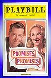Promises Promises, Broadway playbill + Sean Hayes, Kristin Chenoweth, Tony Goldwyn