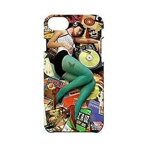 BLUEDIO Designer Printed Back case cover for Apple Iphone 7 - G3914