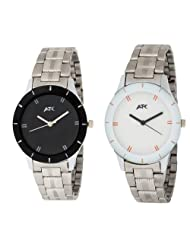 ATC Analog Round Casual Wear Watches For Men Combo-SL-84_SL-85