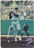 BBM 1995 プロ野球カード 408 伊良部秀輝
