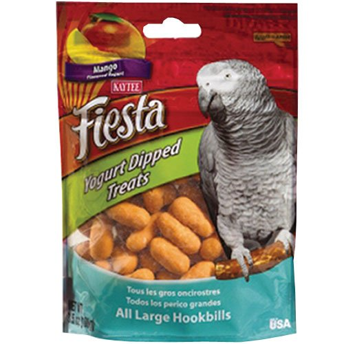 Cheap Kaytee Fiesta Yogurt Dipped Bird Treats, Mango, 3.5oz (B006P486GA)