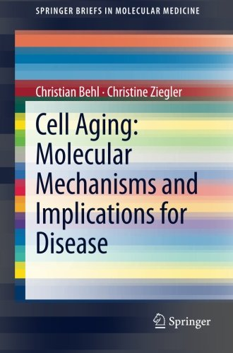 Cell Aging: Molecular Mechanisms and Implications for Disease (SpringerBriefs in Molecular Medicine)