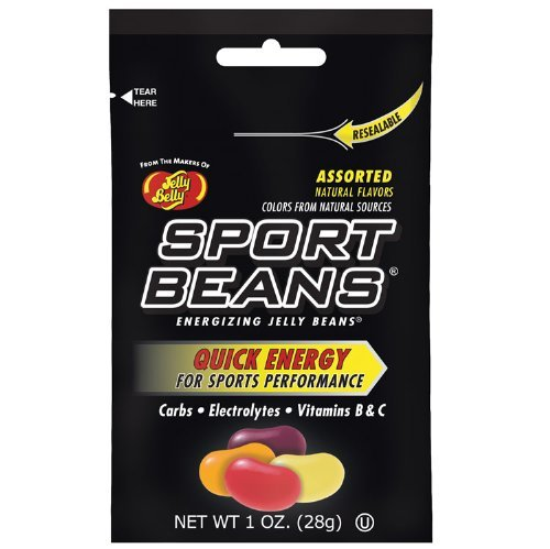 Jelly Belly Sport Beans Assorted Flavors - 24 Packs