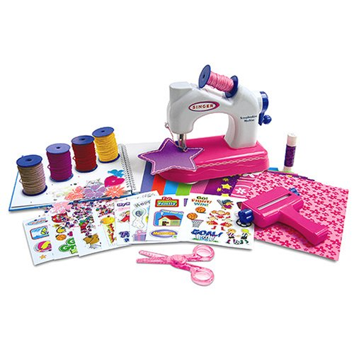 Singer Scrapbook Sewing Machine - Buy Singer Scrapbook Sewing Machine - Purchase Singer Scrapbook Sewing Machine (NKOK, Toys & Games,Categories,Pretend Play & Dress-up,Sets,Cooking & Housekeeping,Housekeeping)