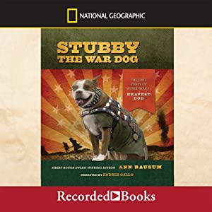Stubby the War Dog Audiobook