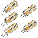 5 St�cke G4 LED Lampe 3 Watt Warmwei�...