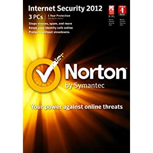 Norton Internet Security 2012 3User [Download]