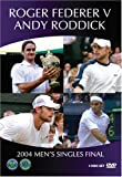 Wimbledon: 2004 Men's Final Federer Vs. Roddick [DVD] [Import]