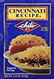 12 Pack Cincinnati Chili Mix packets