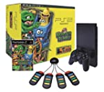 Playstation 2 - PS2 console & Buzz! J...