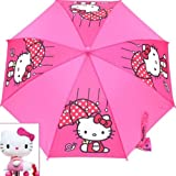 Sanrio Hello Kitty Umbrella - Kid Size Umbrella