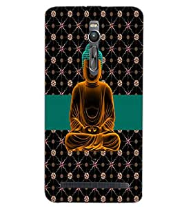 ASUS ZENFONE 2 BUDDHA Back Cover by PRINTSWAG
